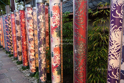 Kimono Forest in Arashiyama, Kyoto