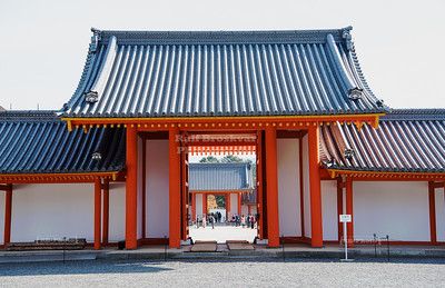 Jomeimon, Imperial Palace, Kyoto