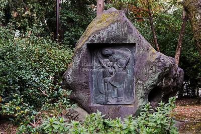 Ōtani Mausoleum Kyoto