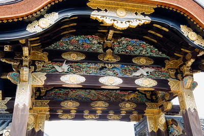 Nijo-Jo Castle, Kyoto