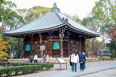 Ninna-ji Temple, Kyoto, Japan