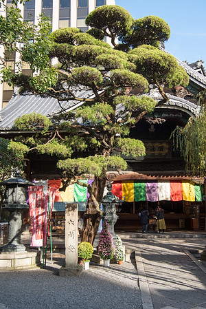 Rokkaku-Do Temple, Kyoto