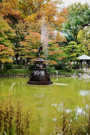 Hibiya Park Tokyo Japan