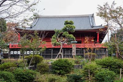 Kiyomizu Kannon-do Temple, Tokyo