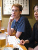 At a random sushi place near Ueno, Derin and Sachiko get us acquainted with the culture.