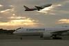 Japan departure