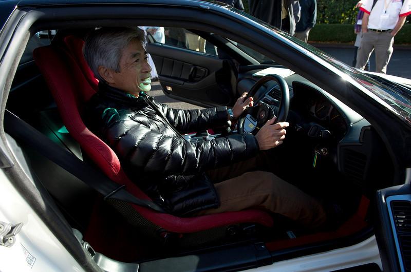 Honda R&D<br /> Shigeru Uehara