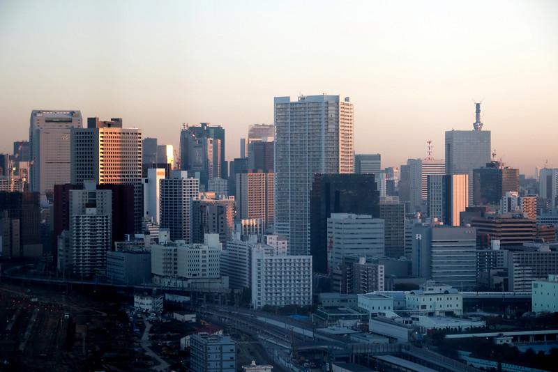 Tokyo sunrise