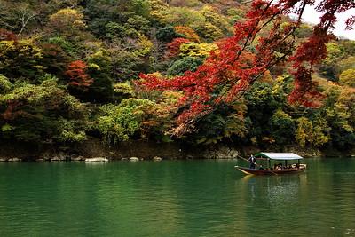 Hozu River, Arashiyama