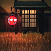 Lantern Light By Window Light