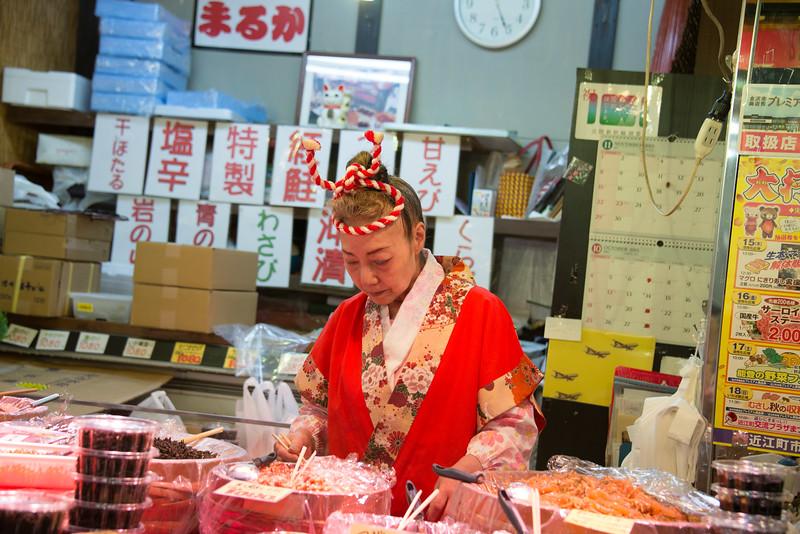 Omicho Market Kanazawa-9431