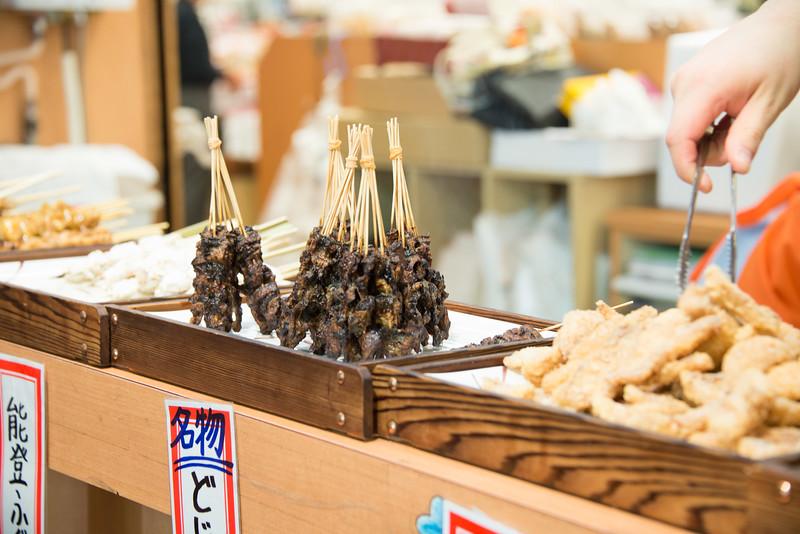 Omicho Market Kanazawa-9473
