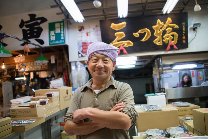 Tokyo Fish Market-6987