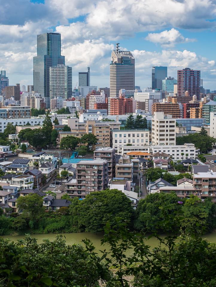 Buildings of Sendai