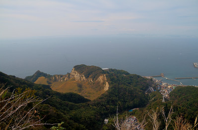 From Mt Nokogiri.