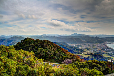 View from Mt Nokogiri
