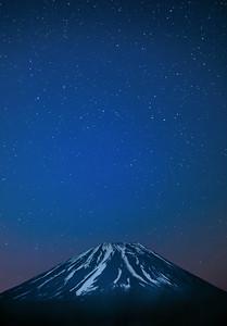 Fuji Under The Stars