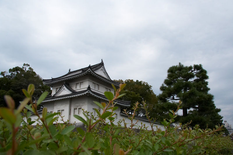 Nijo from Outside on a cloudy day