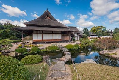 Korakuen Garden Enyo-Tei House