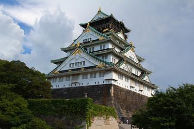 Japan: Osaka Castle