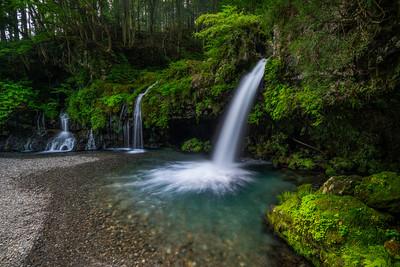 Jimba Falls