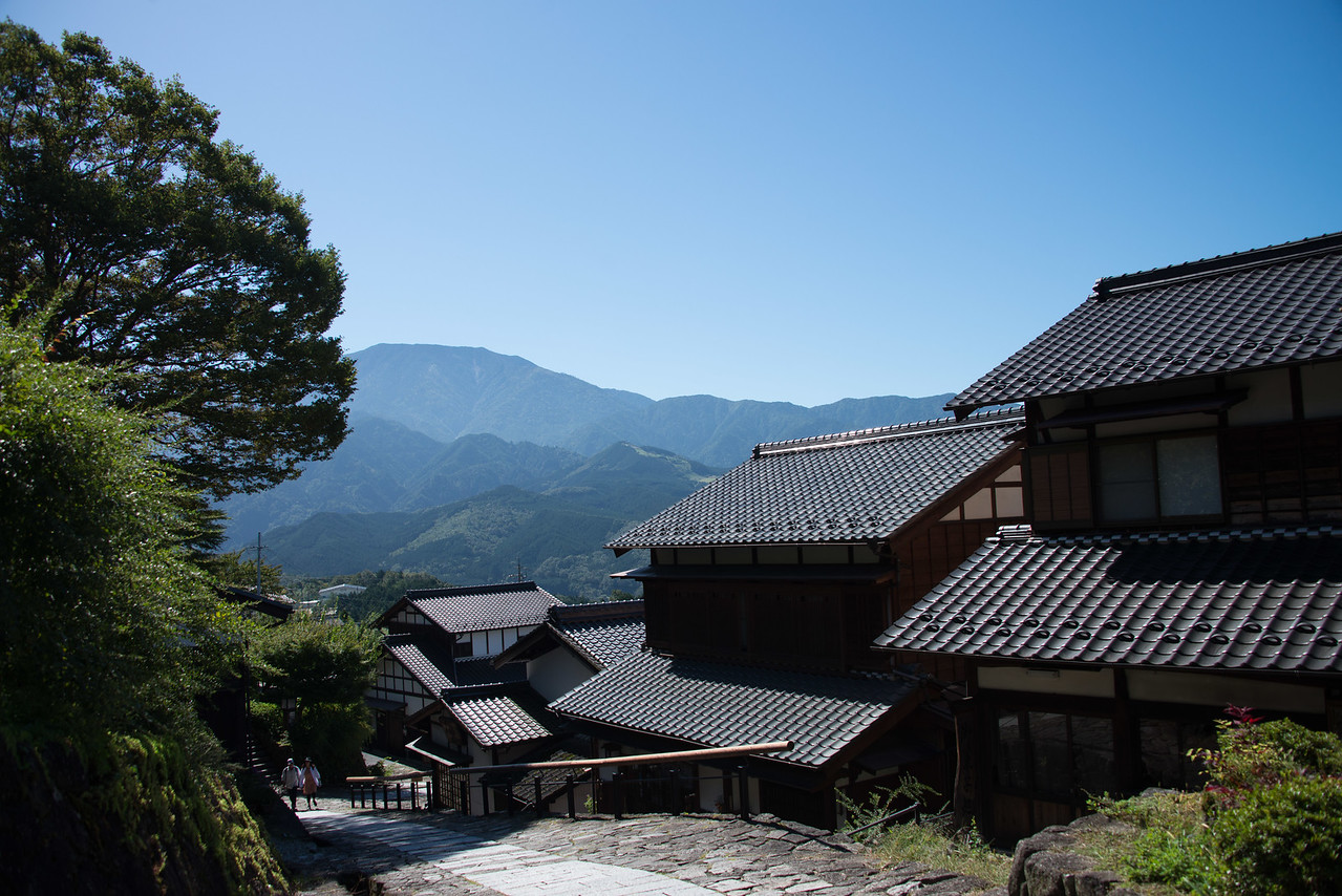 Walk from Magome to Tsumago-7877