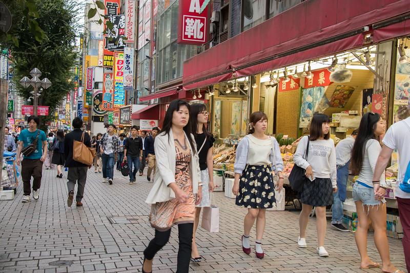 Tokyo street-7529