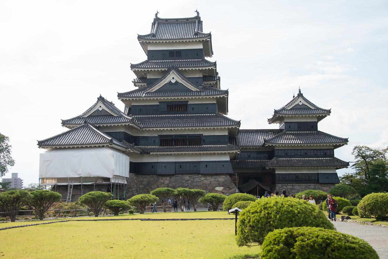Matsumoto Castle-8245