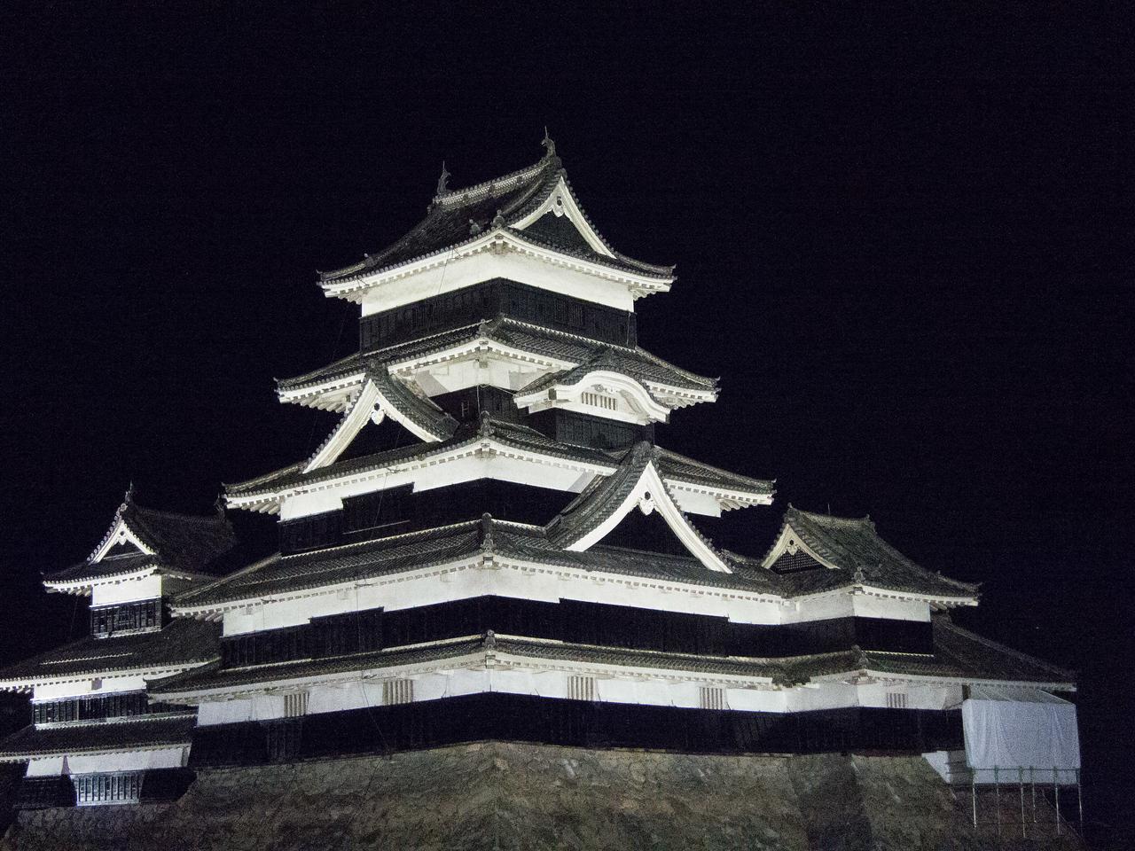 Matsumoto Castle-1374