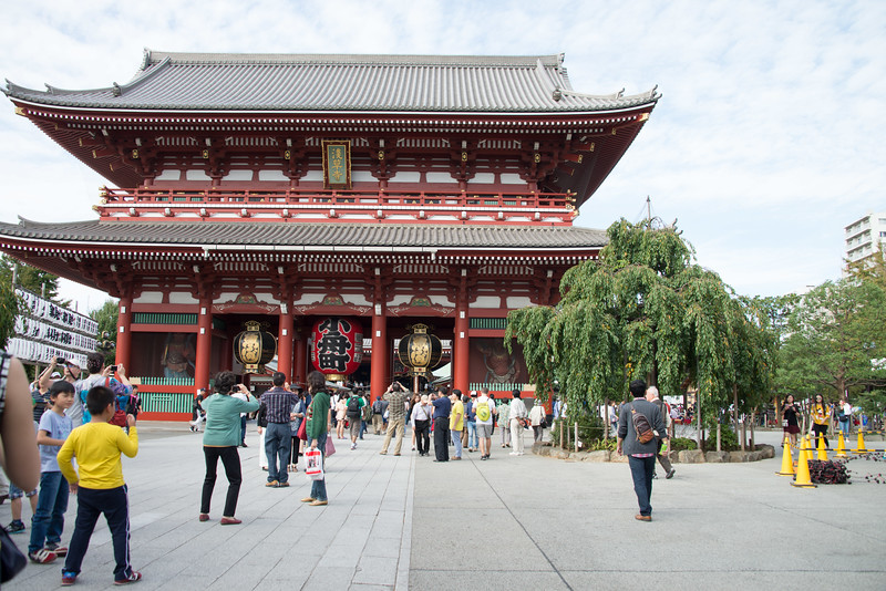Sensoji Buddhist Temple-7647