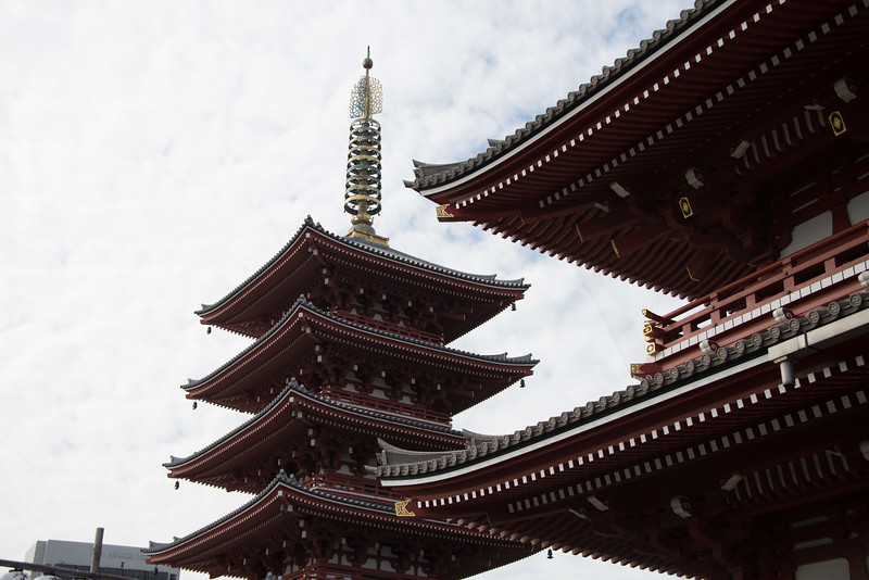 Sensoji Buddhist Temple-7651