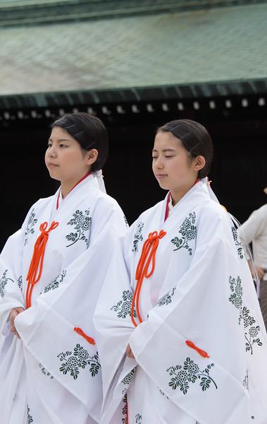 Wedding at Meiji Shrine Tokyo-7114