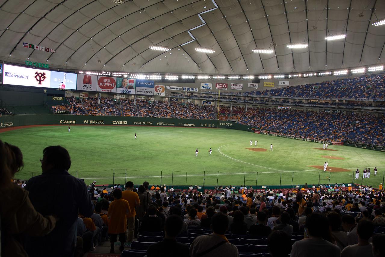 Baseball Game Tokyo-7217