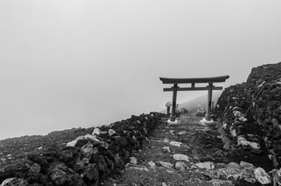 Fuji's Dividing Line