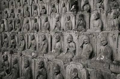 500 Statues of Daienji