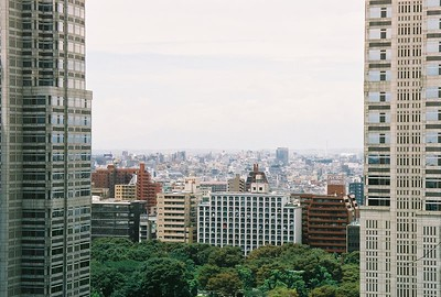 Tokyo City Scapes