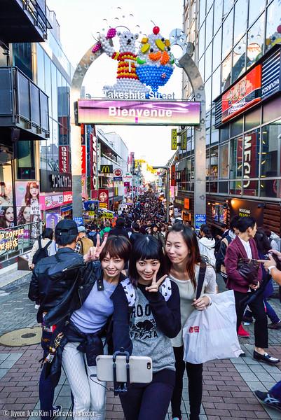 Harajuku - Takeshita Street