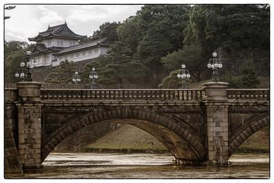 Nijubashi Bridge and Imperial Palace