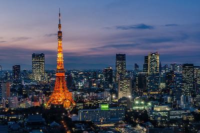 Postcard Tokyo