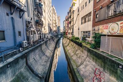 Shibuya Rat Alley