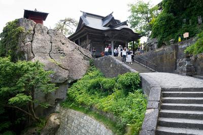 Yamadera, Japan