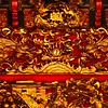 Chinese Temple Detail