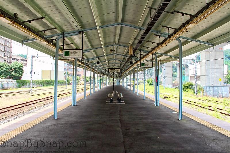 Old Train Platform