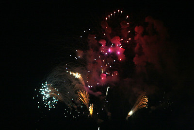 Yukata and Fireworks 8/11