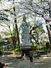 Statue of Budhist goddess Kannon