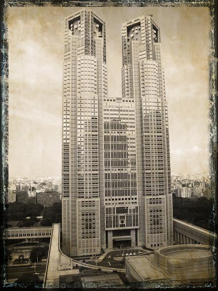 Tokyo Metropolitan Government Building (Japan)