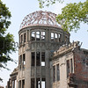 Peace Dome, Hiroshima, Japan