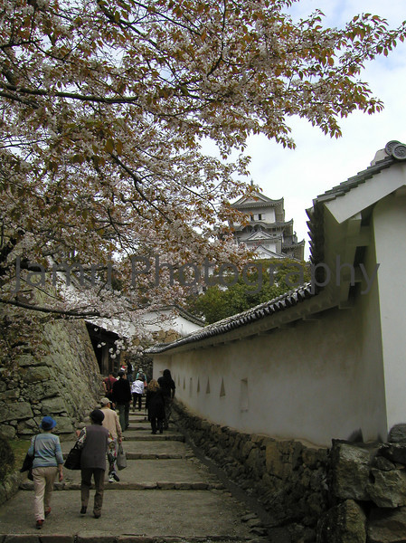 The Long Walk, Himeji, Hyogo-ken, Japan