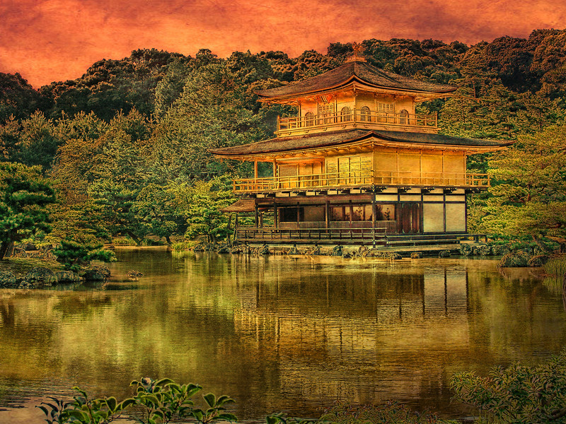 Golden Palace @ Kyoto
