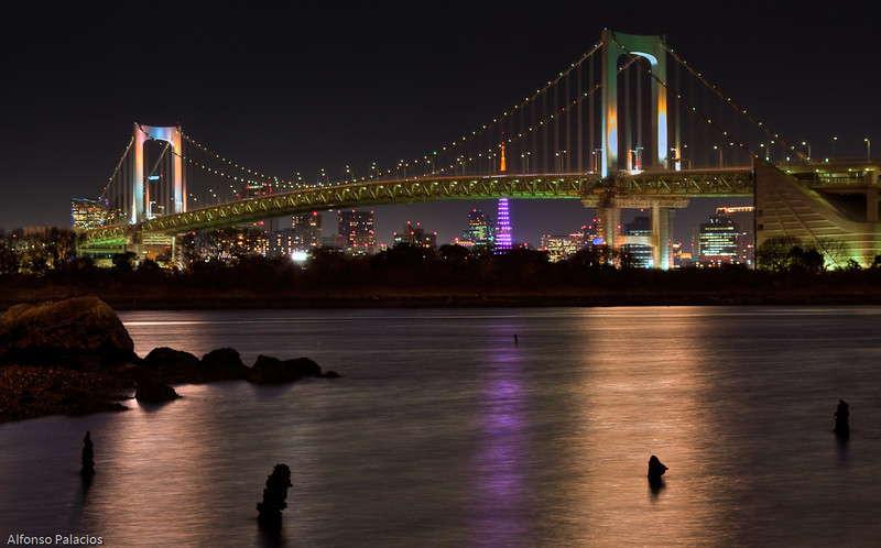 Rainbow Bridge,Tokyo